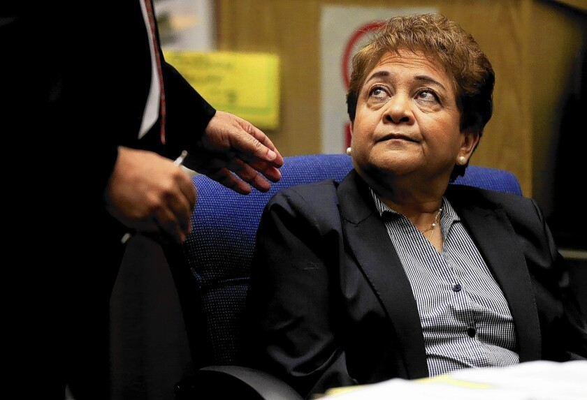 Former Bell Councilwoman Teresa Jacobo gets two-year prison sentence