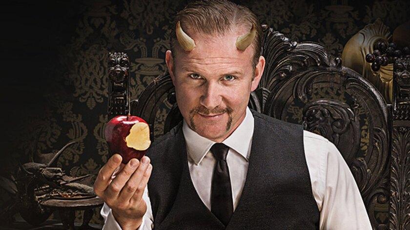 Morgan Spurlock hosts '7 Deadly Sins' on Showtime.