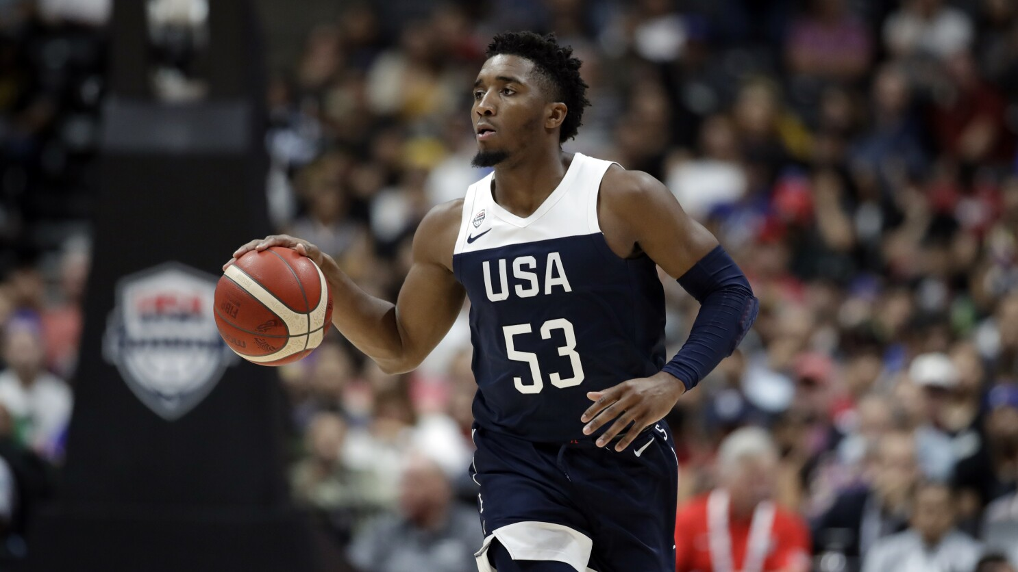 Column: Team USA's younger players grow game on a global stage