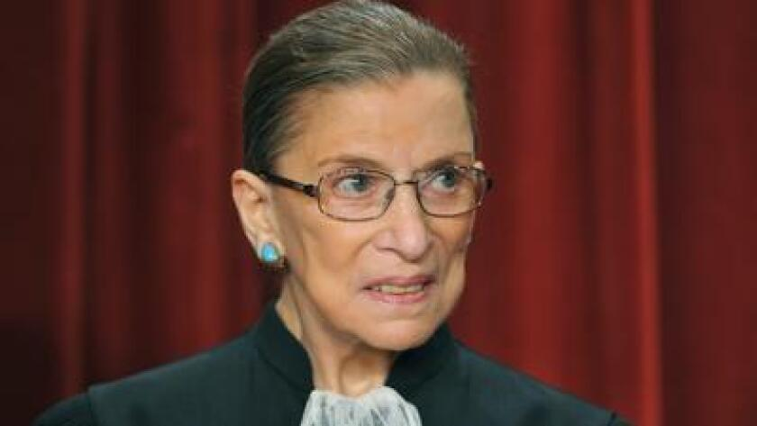 Is Ruth Bader Ginsburg too old to be a Supreme Court justice?