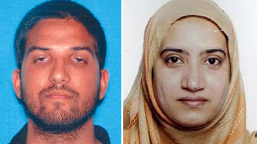Everything we know about the San Bernardino terror attack