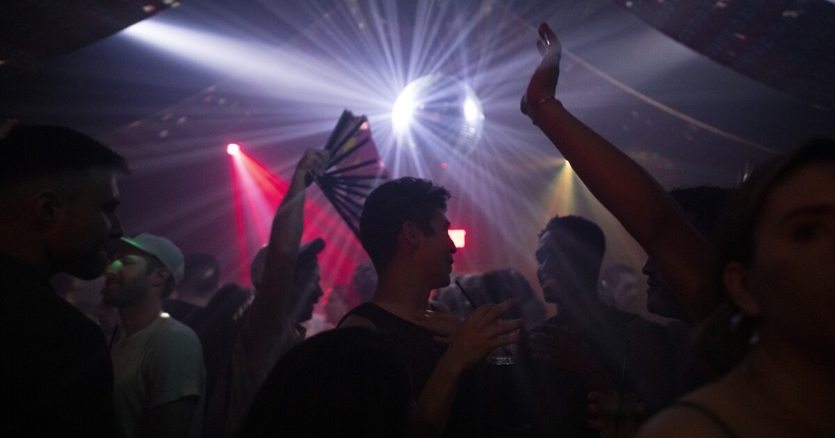 From Silver Lake to Boyle Heights to Agoura Hills, jubilant clubgoers celebrate L.A.'s reopening