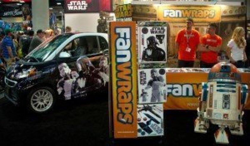 Star Wars FanWraps