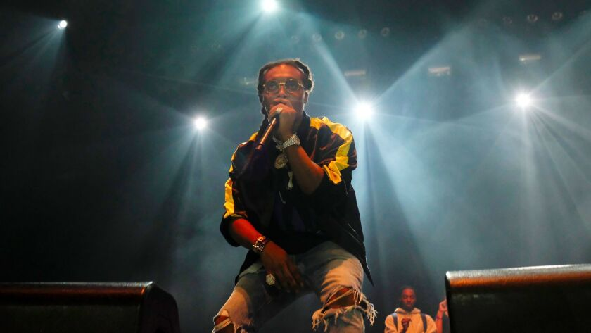 Takeoff performs this month at the Novo in Los Angeles.