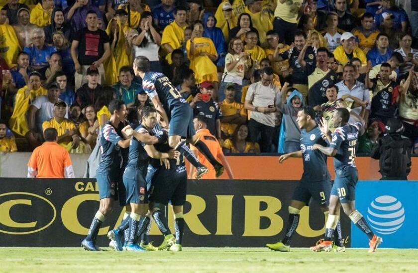 América, lleno de ausencias, saca un empate 1-1 en casa del campeón Tigres