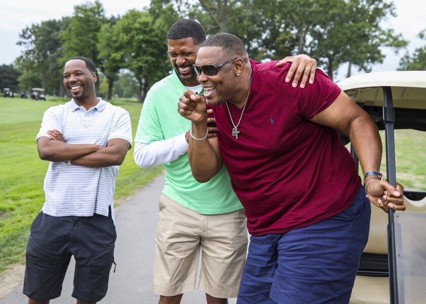 Jalen Rose Leadership Academy Celebrity Golf Classic