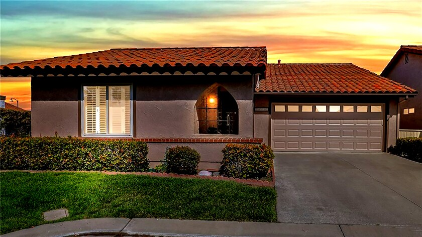 A 1980s bungalow at 28512 Barbosa, Mission Viejo.