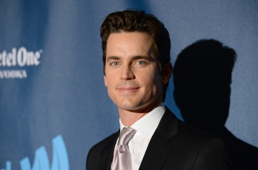 """A May 2014 Details magazine interview indicates that """"White Collar"""" star Matt Bomer has been married to Simon Halls since 2011."""