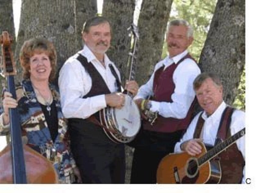The Virtual Strangers of bluegrass music bring a mixture of traditional and progressive songs to their repertoire.