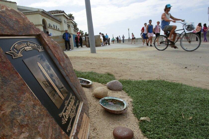 Mission Beach Centennial