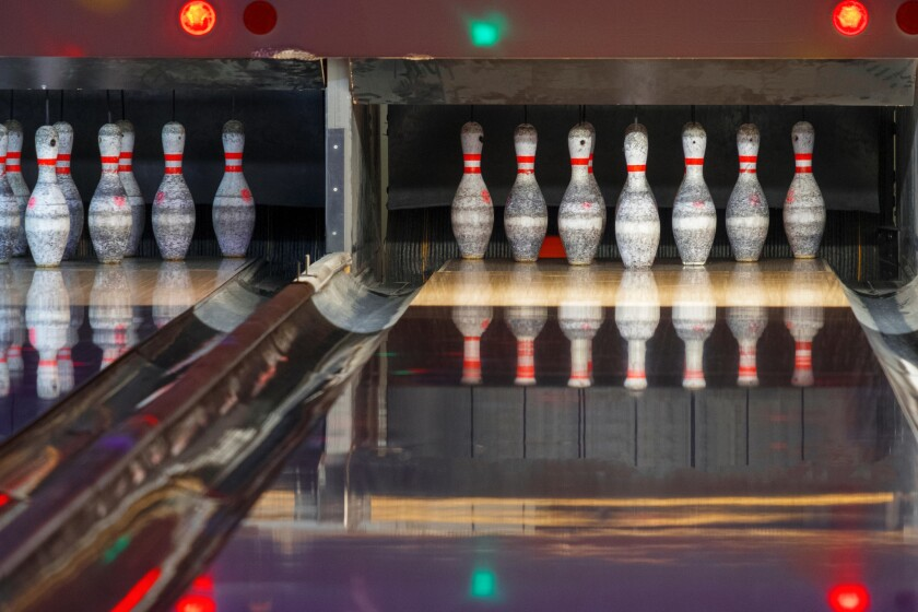 Ector Rodriguez, the owner of a Colorado bowling alley, was killed Sunday while trying to fix an automatic pinsetting machine.