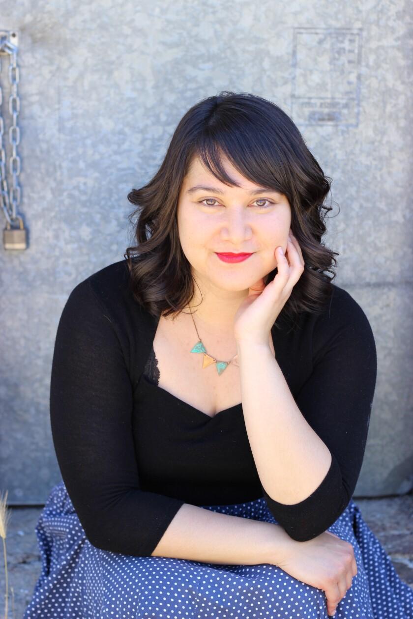 Current Undocupoets organizer Janine Joseph.
