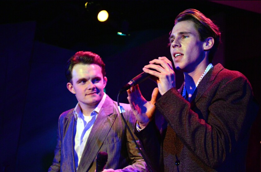 'That Lovin' Feelin',' the Righteous Brothers musical