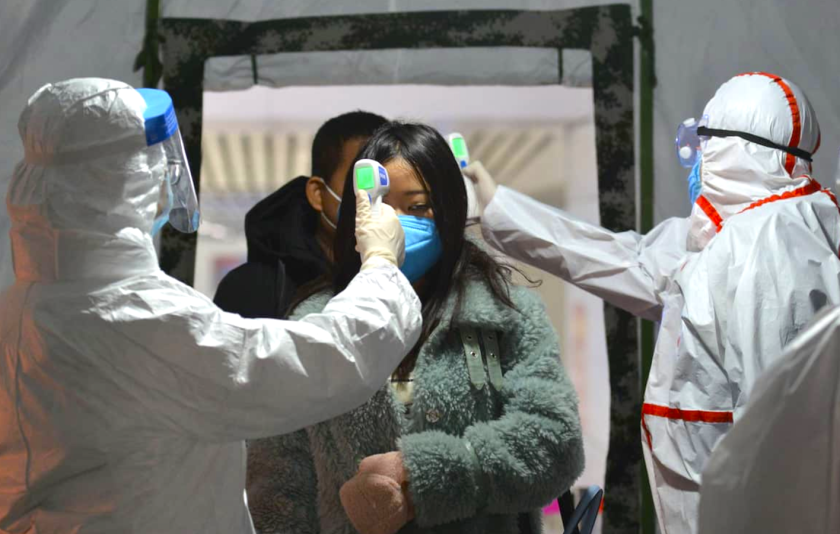 El virus y el brote, detectados en la ciudad china de Wuhan a finales de diciembre de 2019, se ha expandido a 23 países.
