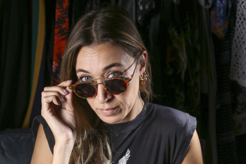 Alana Hadid may not have the social media clout of her half-sisters, Gigi and Bella, but she is an active presence in the fashion industry with eyewear and clothing lines.