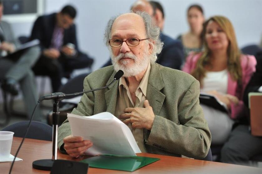 El reconocido actor, locutor y cineasta puertorriqueño Jacobo Morales. EFE/Archivo