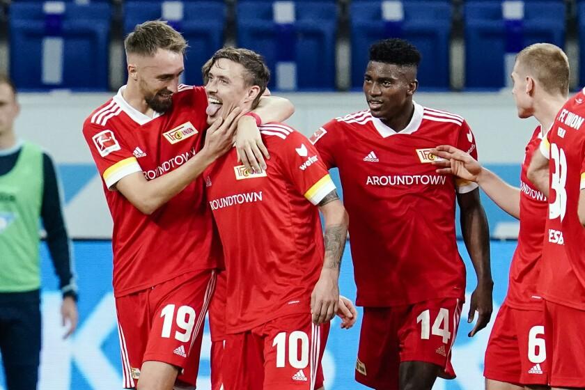 Union Berlín vence a Hoffenheim y es 7mo en la Bundesliga - San Diego Union-Tribune  en Español