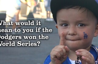 What would a title mean to die-hard Dodgers fans?