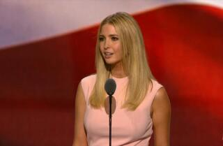 Watch Ivanka Trump's full Republican National Convention speech
