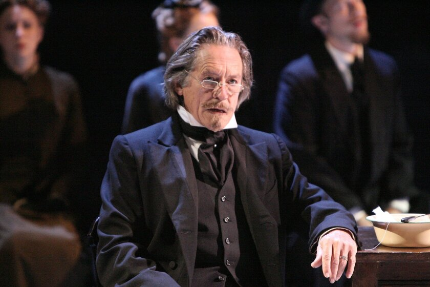 """Miles Anderson as Shylock in the Old Globe Theatre's Shakespeare Festival production of """"The Merchant of Venice."""""""