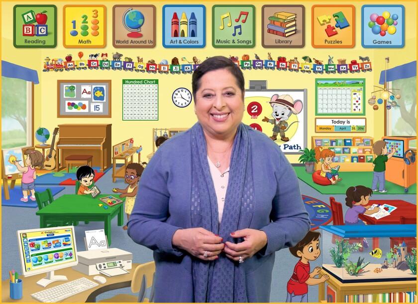 Rebecca Palacios llega a la fama entre los maestros de EU.