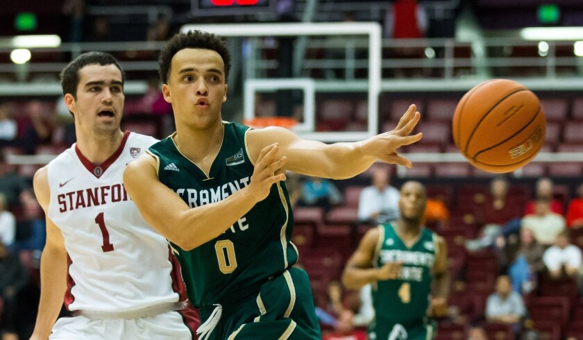Marcus Graves had 20 points in Sacramento State's win over Arizona State.
