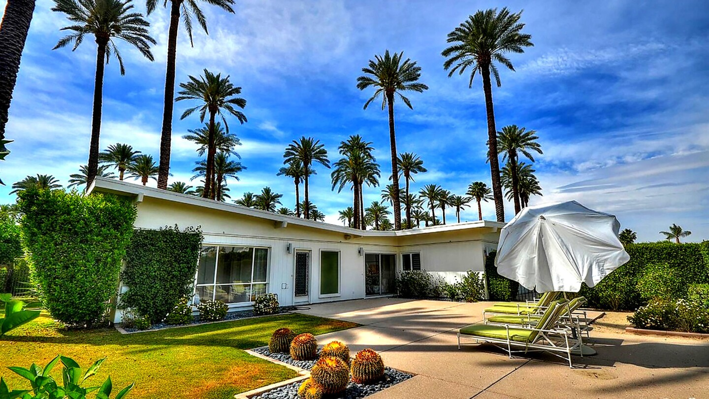 $549,000 in Rancho Mirage