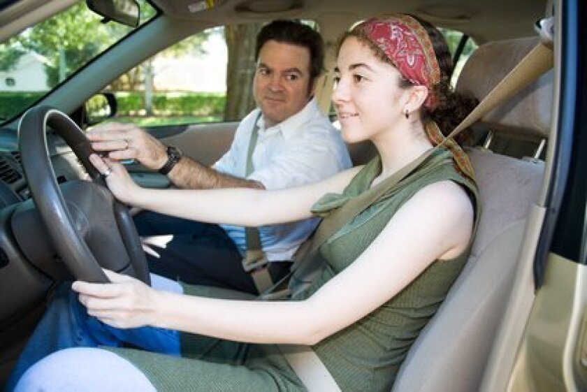 Teens: Drive with a more experienced driver if you can.