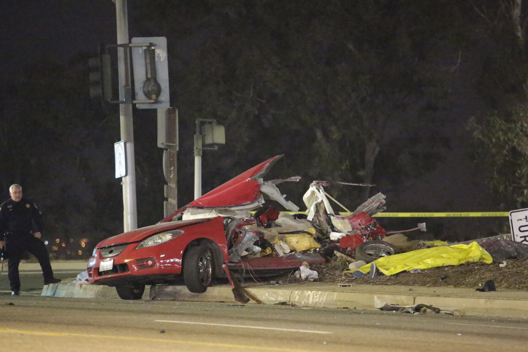 Fatal Car Accident Today San Bernardino Ca