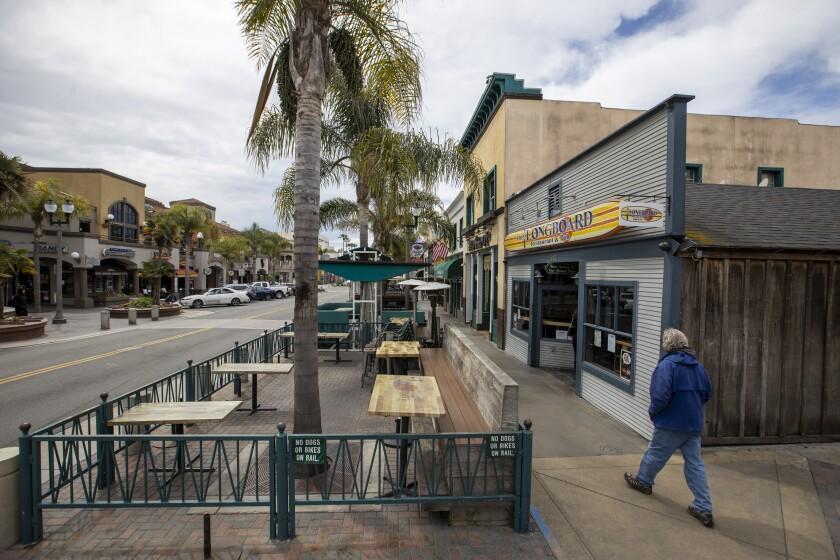 Longboard Restaurant & Pub in Huntington Beach