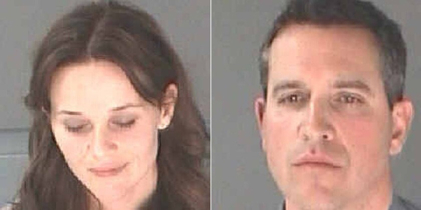 Reese Witherspoon arrested for disorderly conduct after husband's DUI