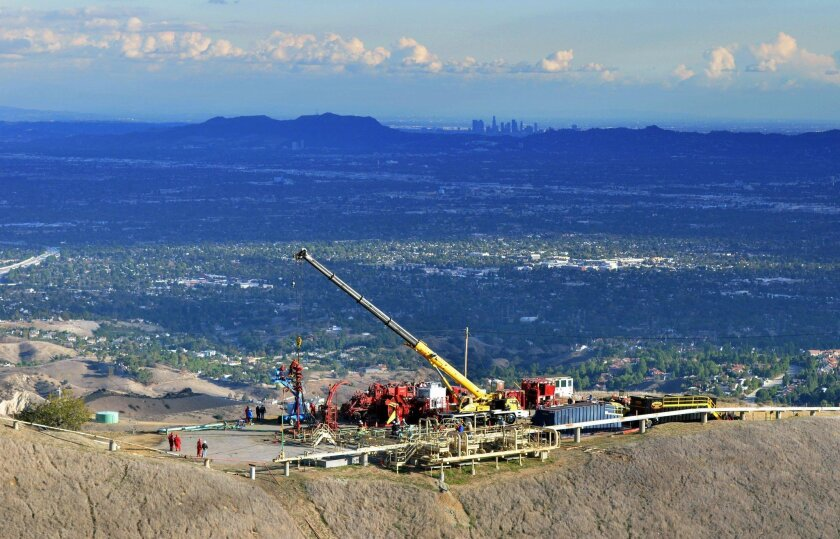 The Aliso Canyon natural gas facility near Porter Ranch has one-fifth of its capacity after a four-month leak. Four agencies have drafted an action plan with 18 ways the state could reduce the possibility of blackouts.