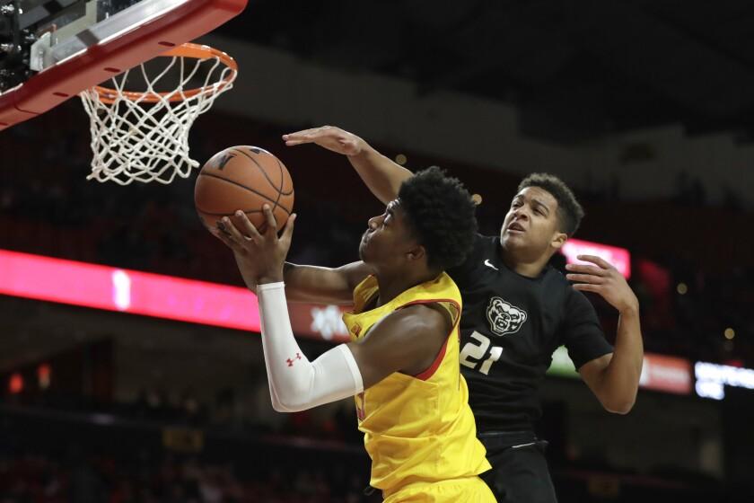 Oakland Maryland Basketball