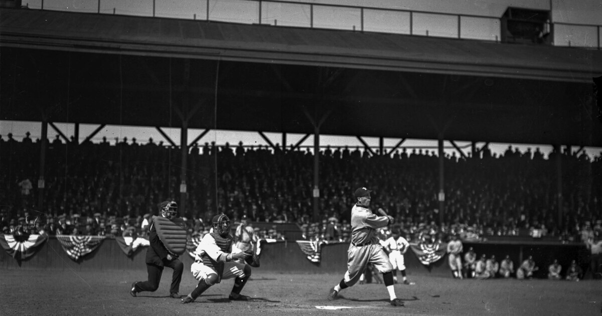 From the Archives: The 1925 Los Angeles Angels home opener