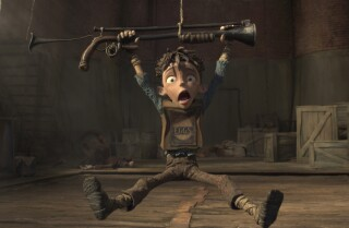 'The Boxtrolls': Why directors worked in stop-motion