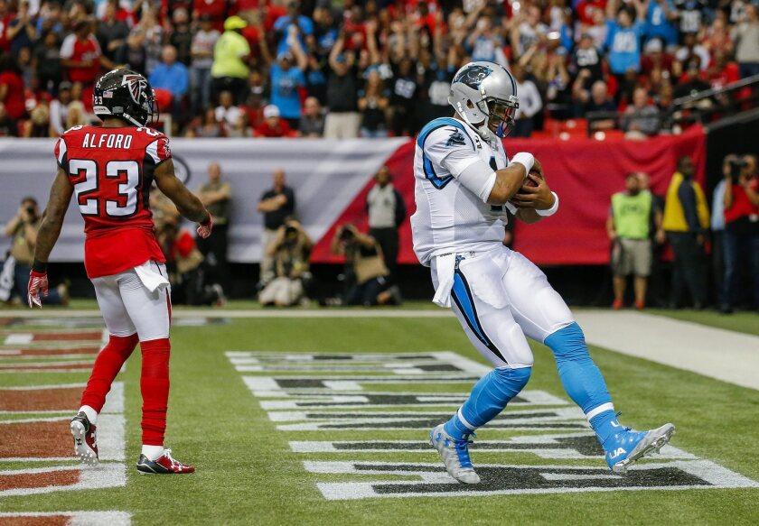 Carolina Panthers at Atlanta Falcons