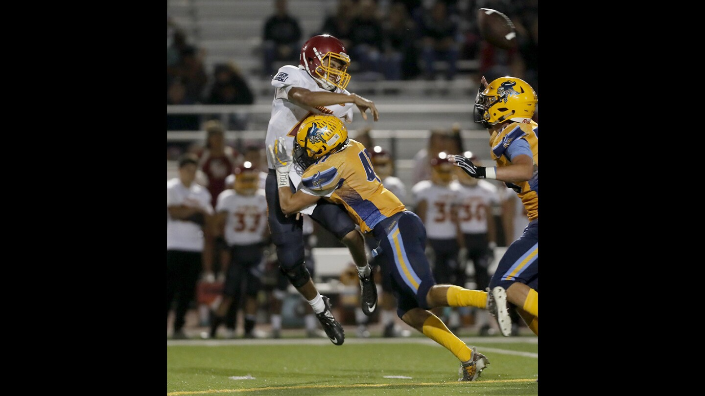 Photo gallery: Marina vs. El Modena in football
