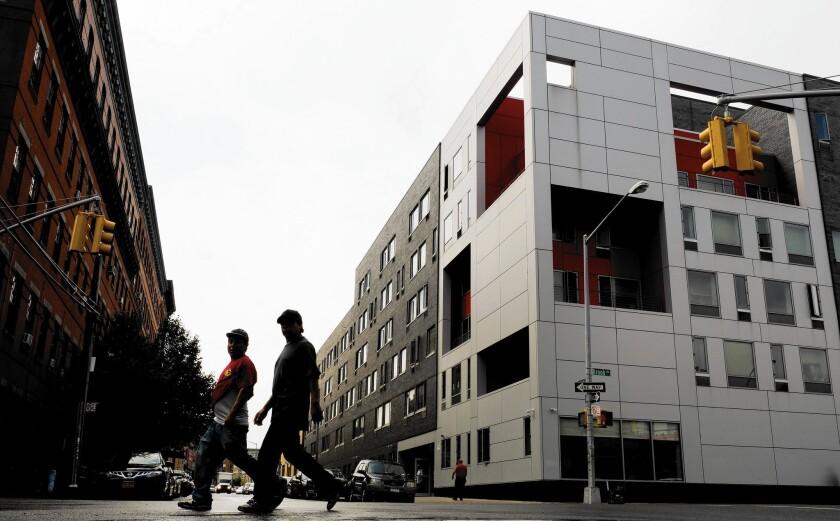 South Bronx apartments