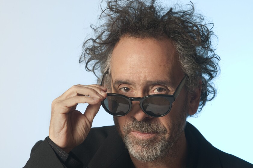 The wacky worldview of Tim Burton is heading to Vegas.