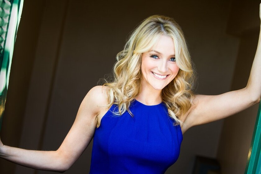 """Broadway star Betsy Wolfe will sing at multiple """"Noel Noel"""" concerts with the San Diego Symphony."""