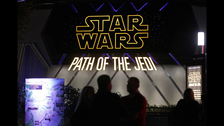 'Season of The Force' Arrives At Disneyland