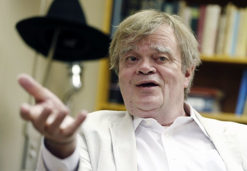 """Garrison Keillor brings """"A Prairie Home Companion"""" to the Hollywood Bowl on Friday before he steps down from the long-running show."""