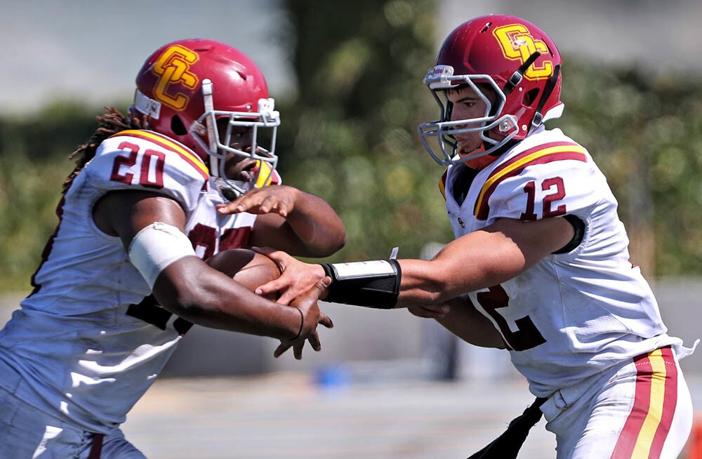Photo Gallery: Glendale College football vs. West LA College