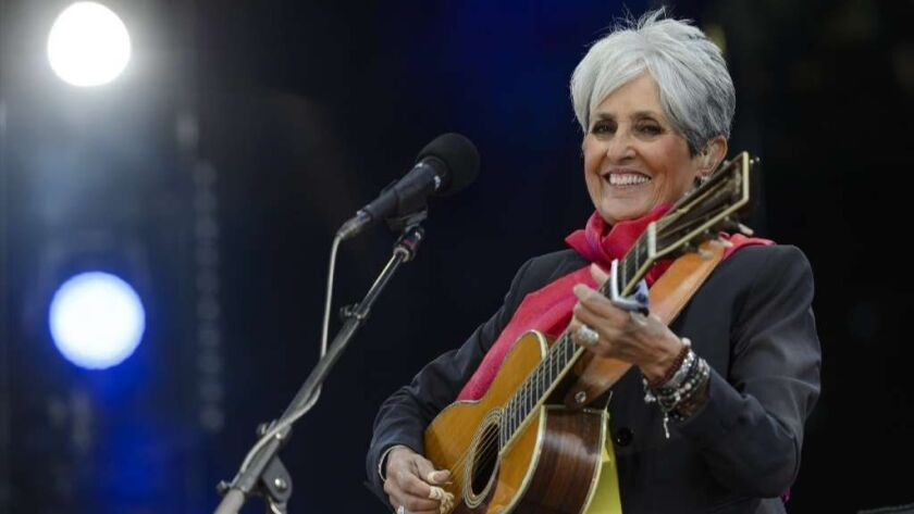 Joan Baez Reflects On Her Final Tour Her Storied Career And Why She No Longer Resents Bob Dylan The San Diego Union Tribune