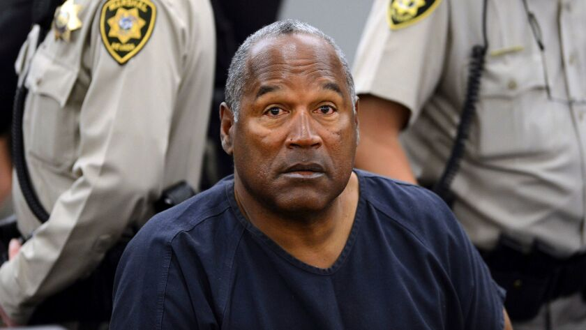 O.J. Simpson was granted parole Thursday after serving nine years for a 2007 Las Vegas robbery and k