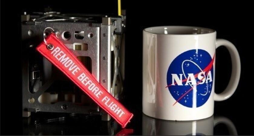 NASA launches three smartphones into orbit