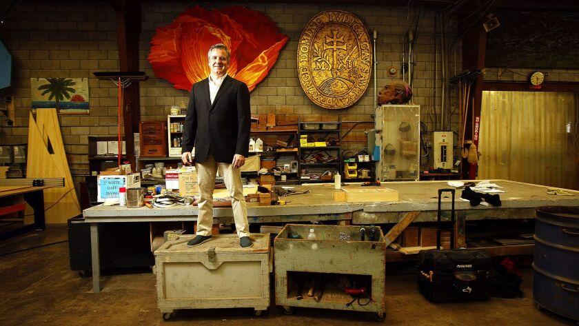 6.30.2015 --San Diego, CA_David Bennett, the new general director of the San Diego Opera photographe