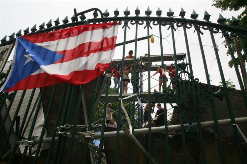 La Escuela de Derecho del Recinto de Río Piedras de la Universidad de Puerto Rico (UPR) recibió nuevamente la acreditación de la Asociación Americana de Escuelas de Derecho (AALS, por sus siglas en inglés) por los próximos 7 años, informó el presidente interino de la UPR, Darrel Hillman Barrera. EFE/ARCHIVO