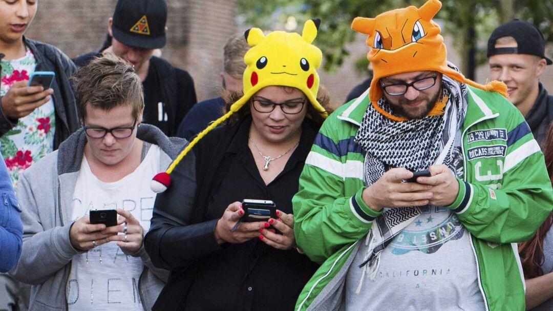 """""""Pokémon Go"""""""