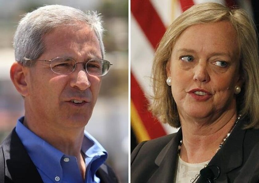 And just as it did in 1994, illegal immigration has come to dominate the GOP campaign for governor of California. Steve Poizner, with a media event at the San Ysidro border entry on Monday May 10, 2010, is trying to position himself as a tougher hardliner on the issue than Meg Whitman.
